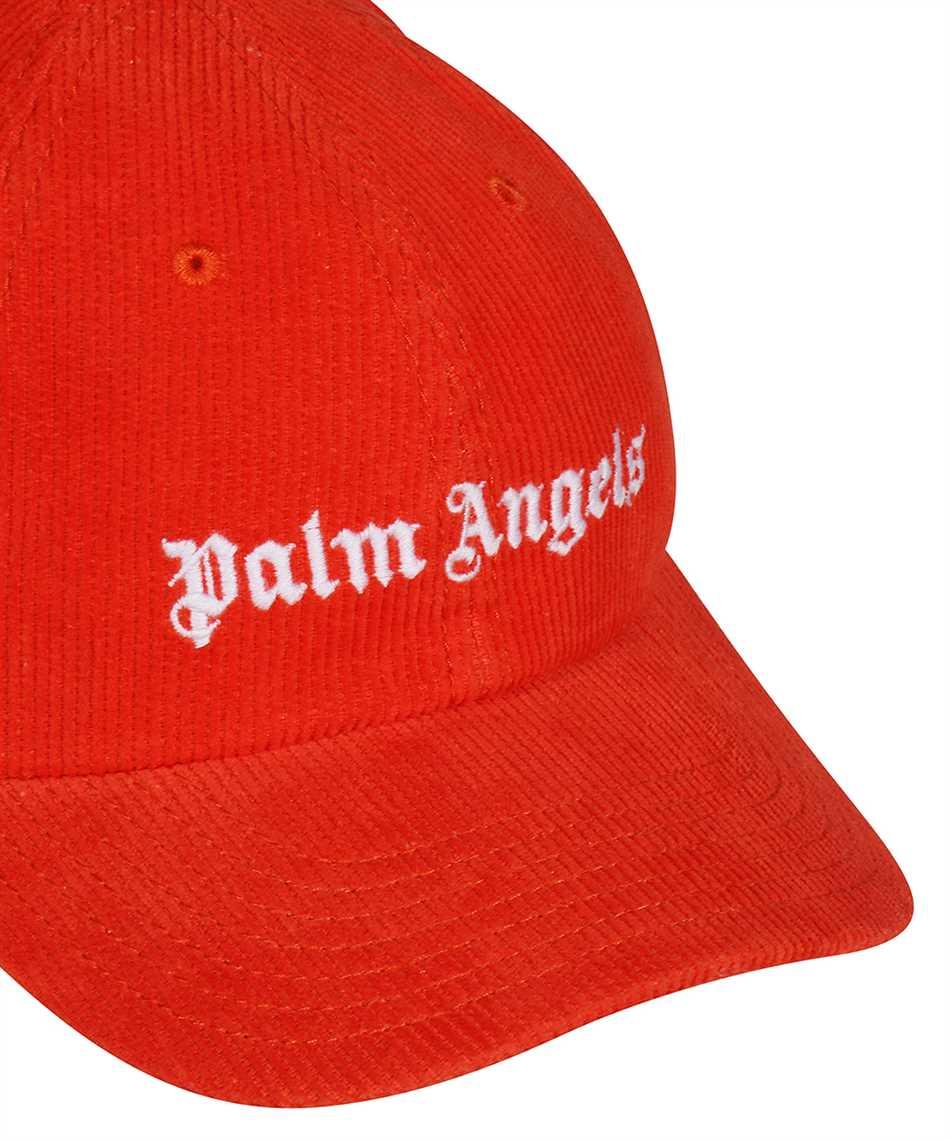 Palm Angels PMLB003F21FAB001 CORDUROY LOGO Kappe 3