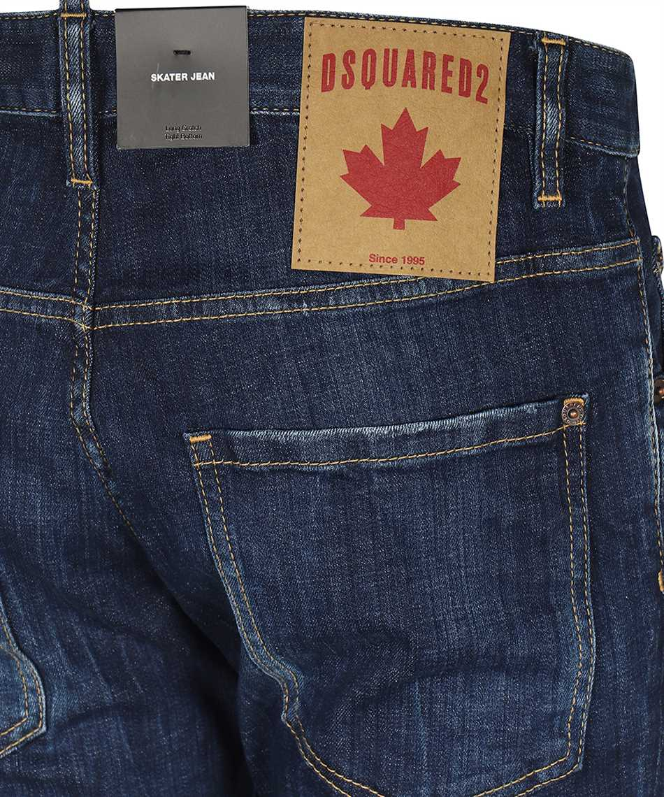 Dsquared2 S74LB0759 S30342 SKATER Jeans 2