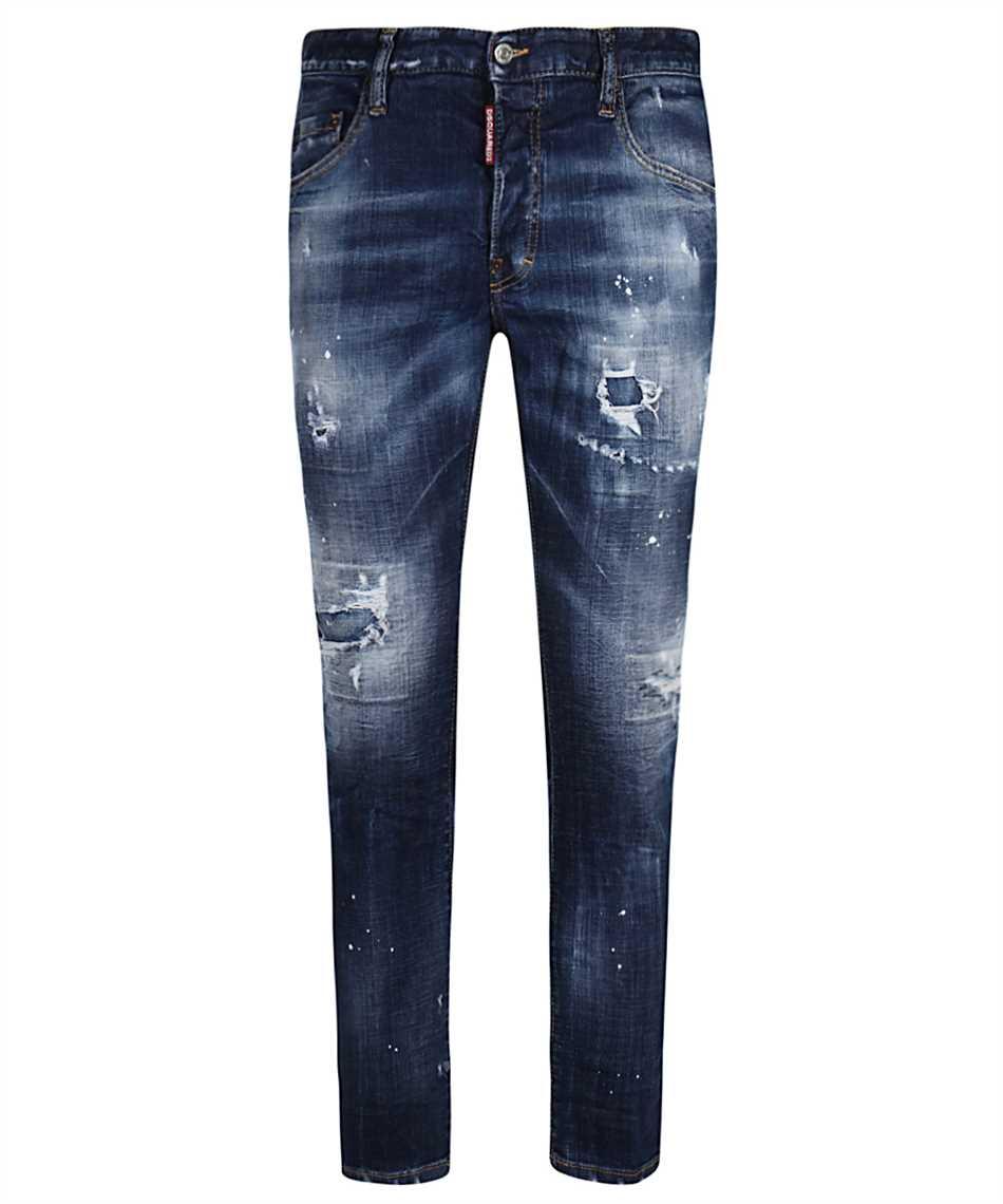 Dsquared2 S74LB0764 S30342 SKATER Jeans 1