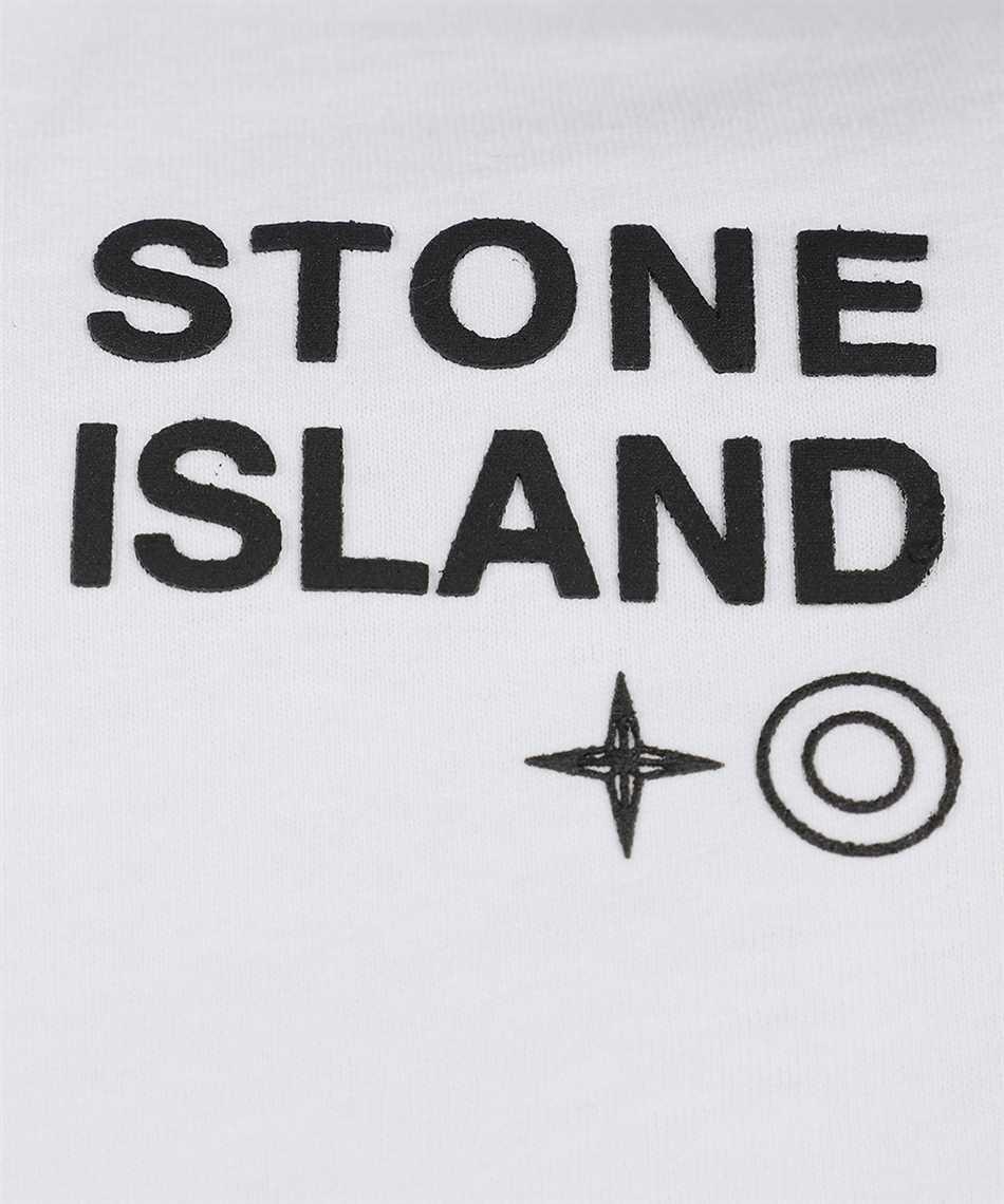 Stone Island 2NS56 SMALL LOGO TWO T-shirt 3