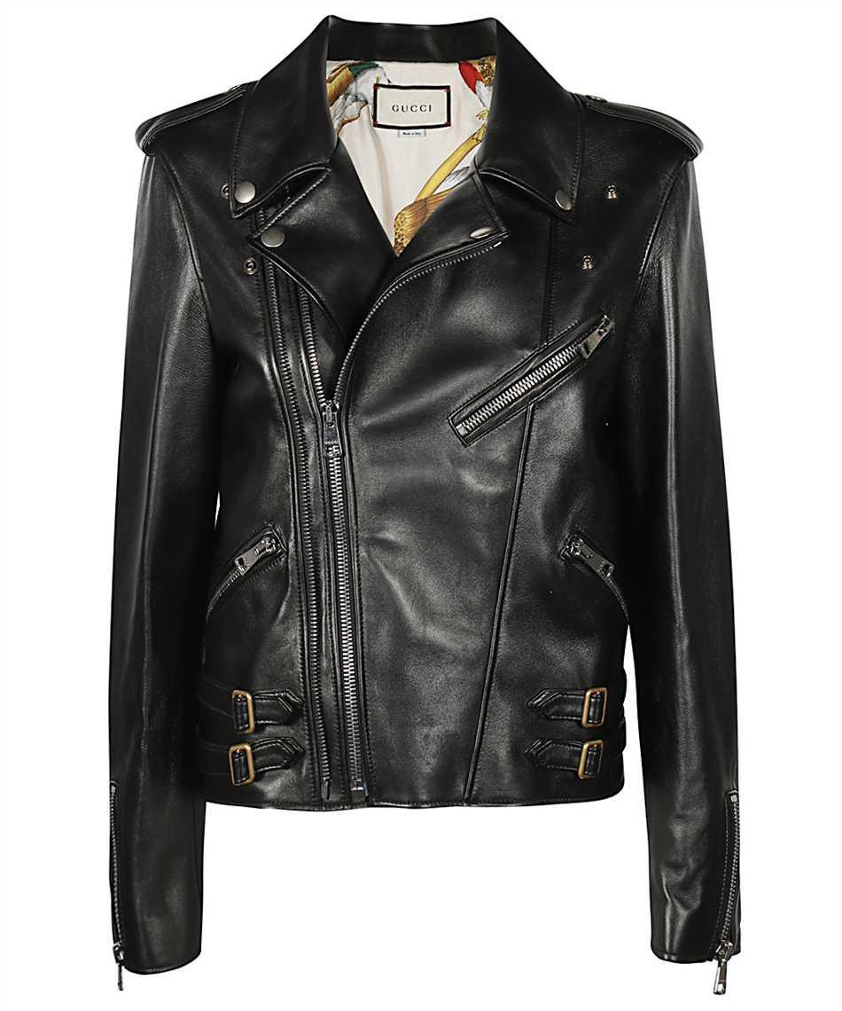 Gucci 629189 XN336 BIKER FRENCH Jacket 1