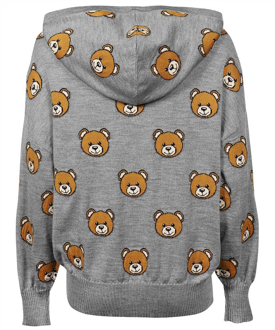 Moschino A 0905 5508 Kapuzen-Sweatshirt 2