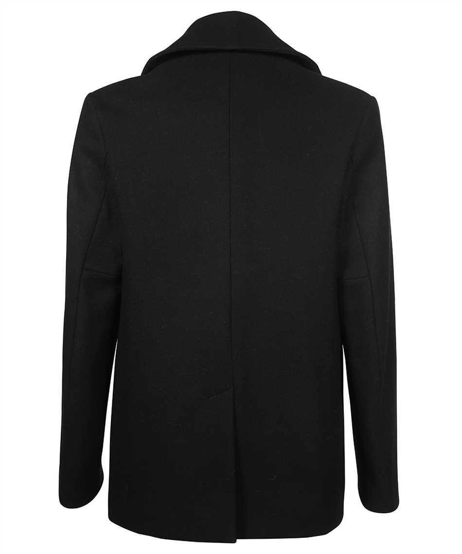 Givenchy BMC05J1Y7R ASYMMETRIC WOOL Jacke 2