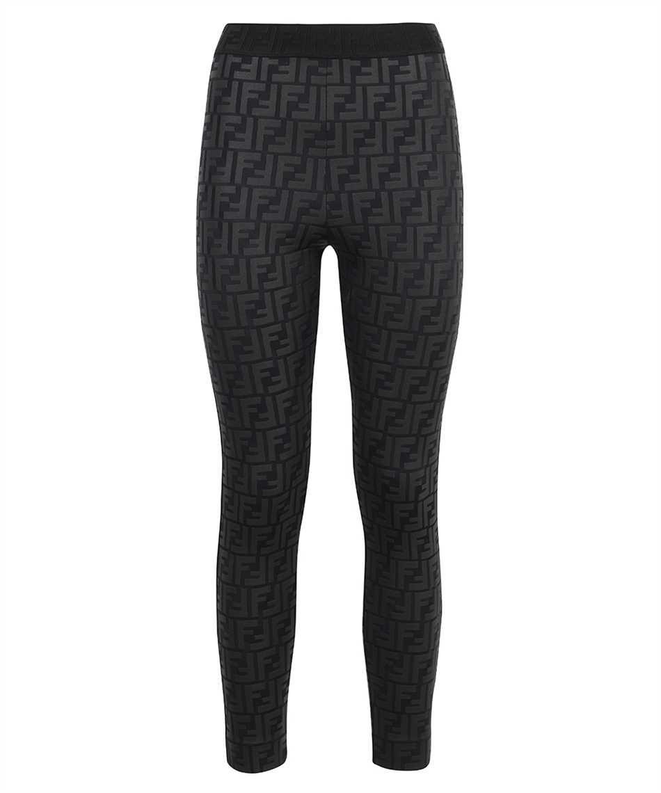 Fendi FAB174 AES4 FENDIRAMA FIT Pantalone 1