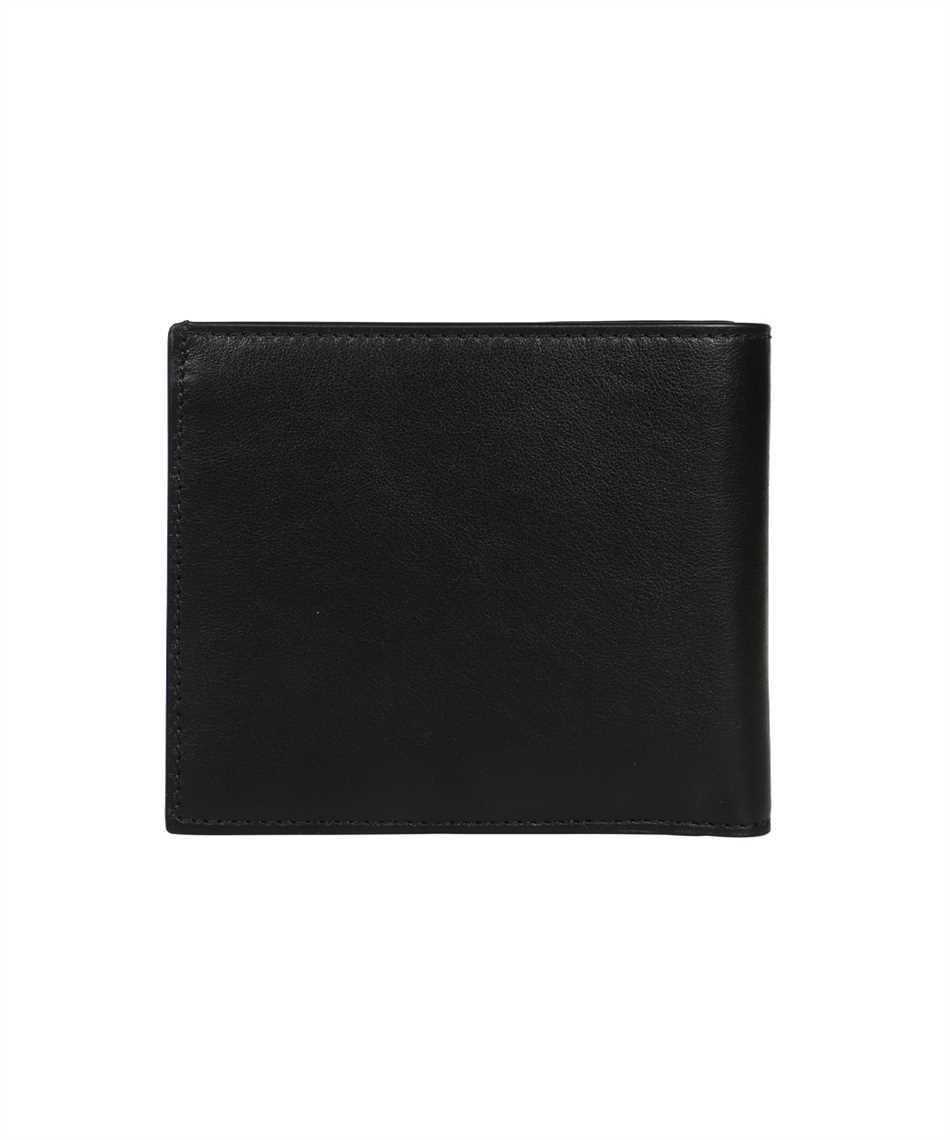 Off-White OMNC032F21LEA003 CALF SKIN QUOTE BIFOLD Wallet 2