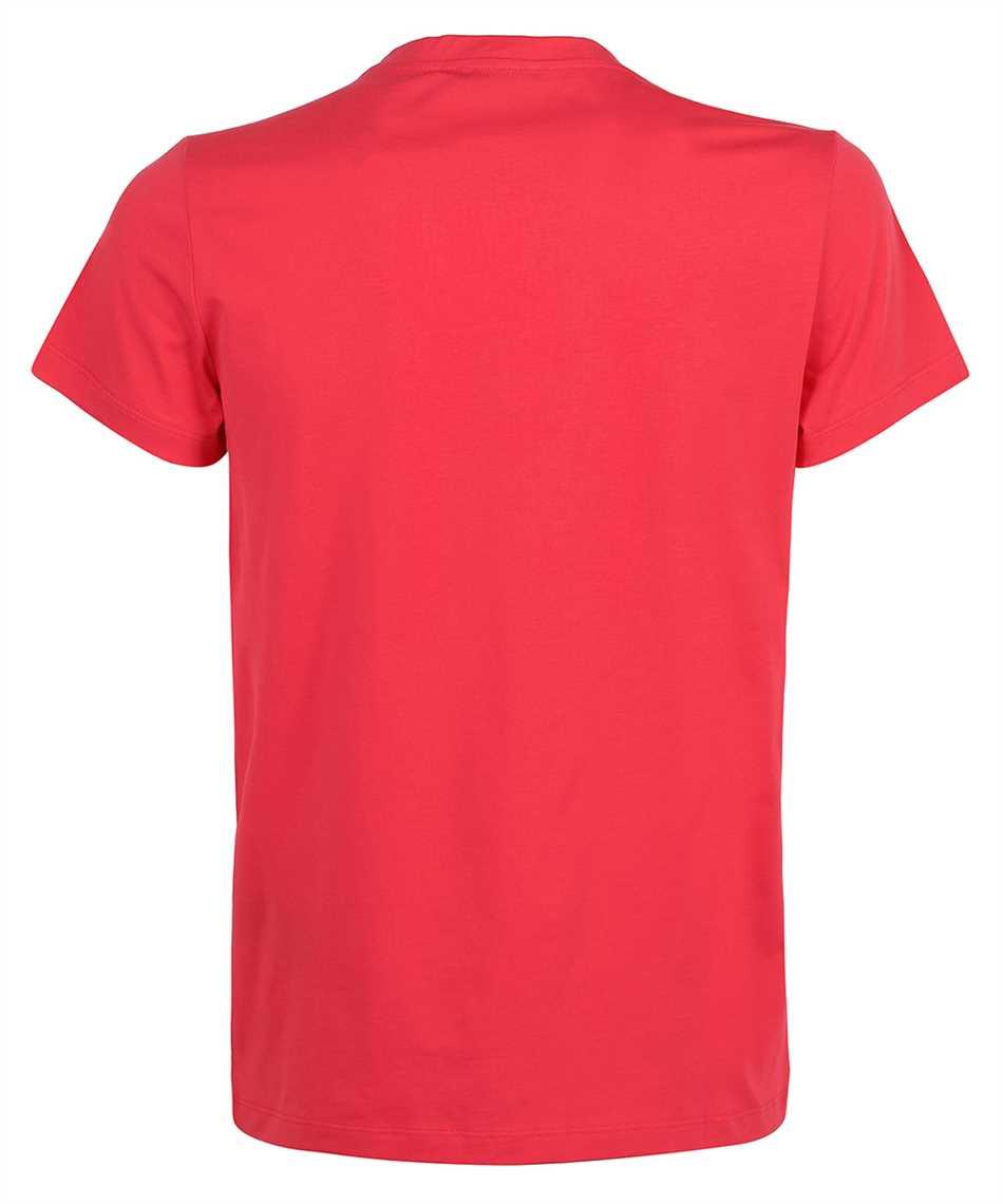 Balmain VH0EF000B080 CRACKED T-shirt 2