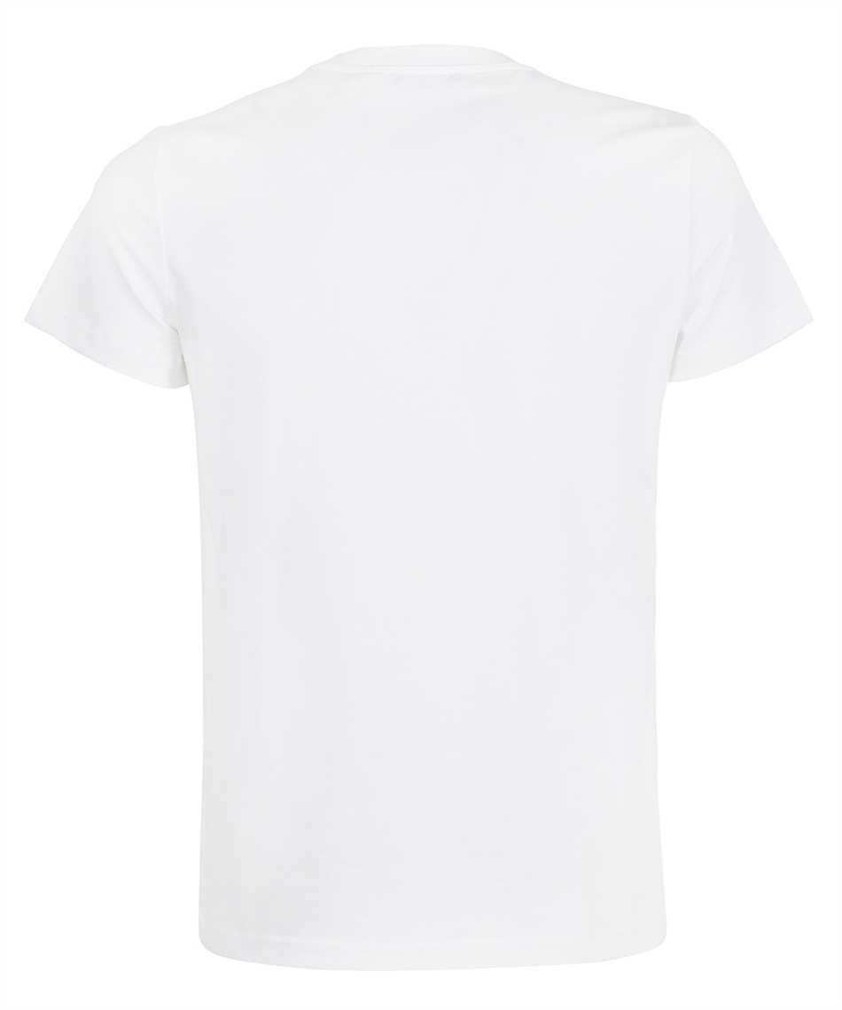 Balmain WH1EF000B138 PRINTED LOGO T-Shirt 2