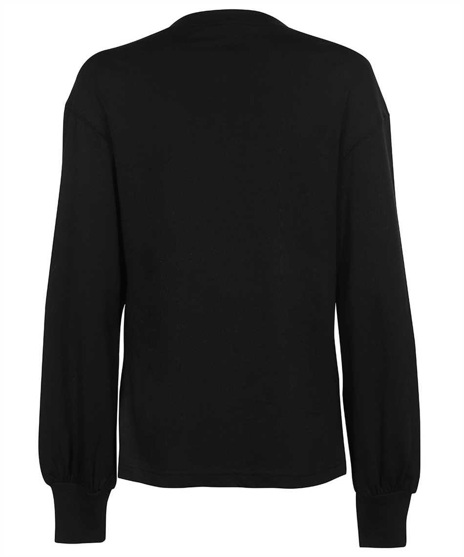 Versace Jeans Couture 71HAHF05 CJ00F V-EMBLEM LEAF T-Shirt 2