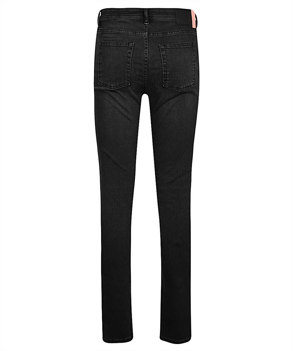 Acne Climb Used Blk Jeans 2
