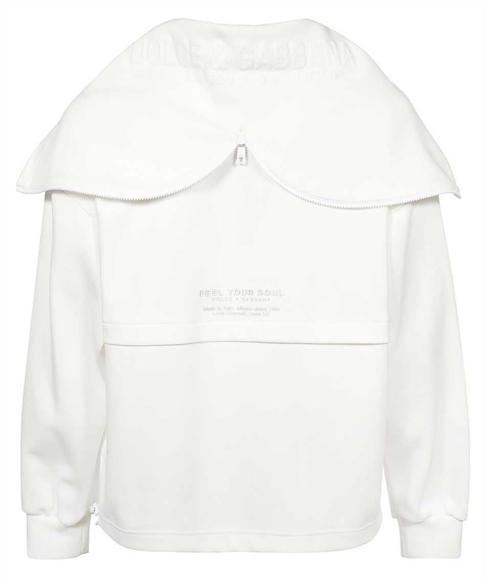 Dolce & Gabbana G9UF5Z HU7H9 ZIP HOOD Kapuzen-Sweatshirt 3