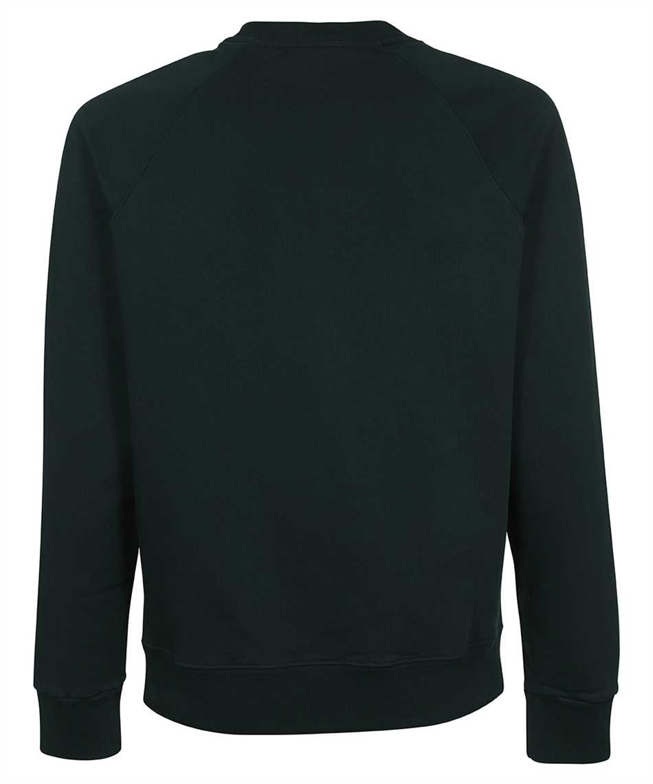 Maison Kitsune HM00334KM0001 COOL TONE FOX HEAD PATCH CLEAN Sweatshirt 2