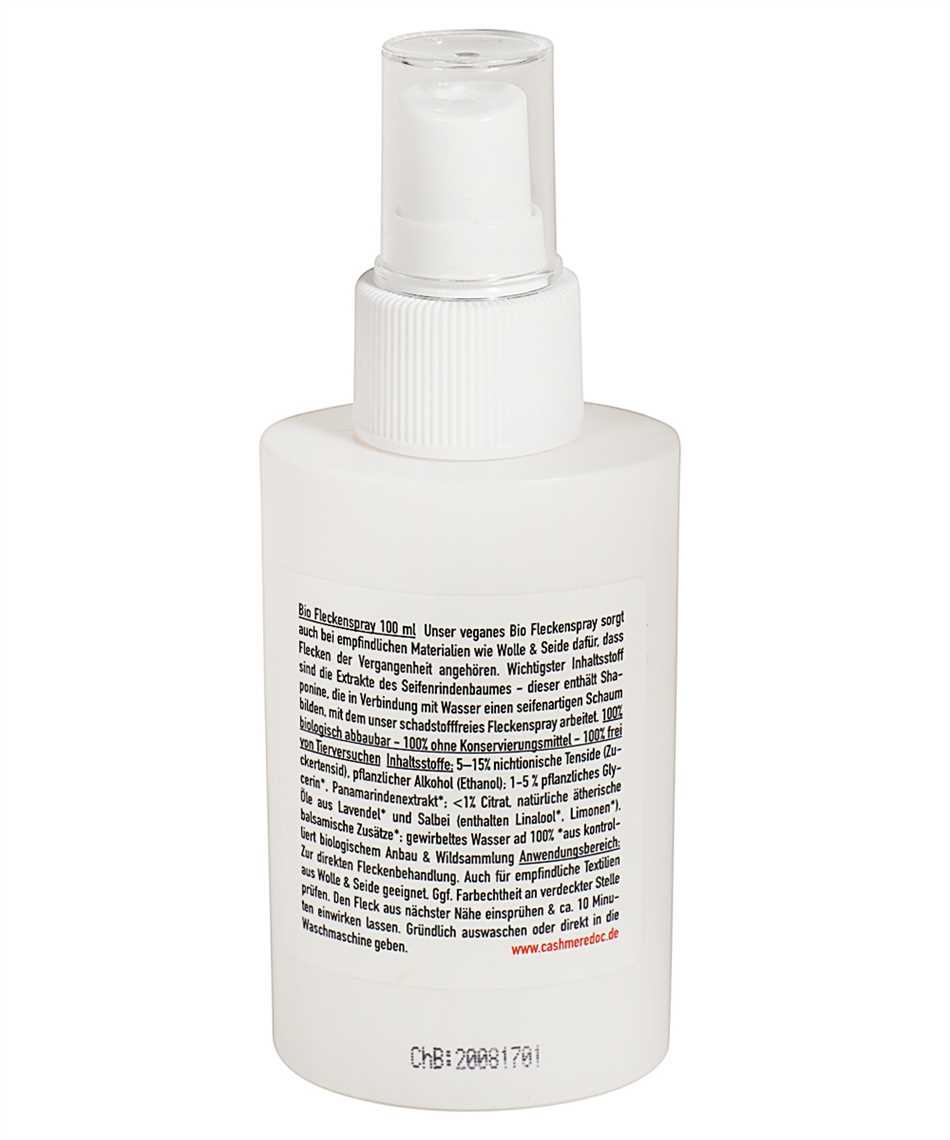 Cashmere Doc N.4 COTTON CARE Waschmittel 2