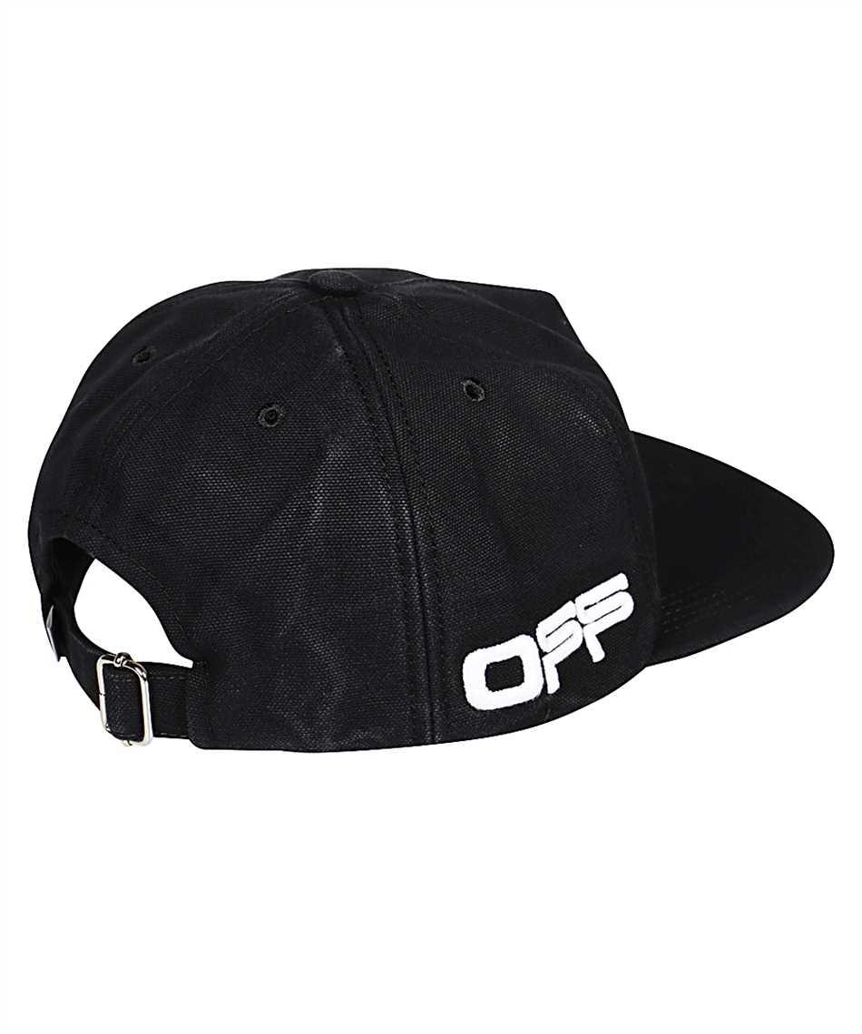 Off-White OMLB022R20G81020 ARROW Cappello 2