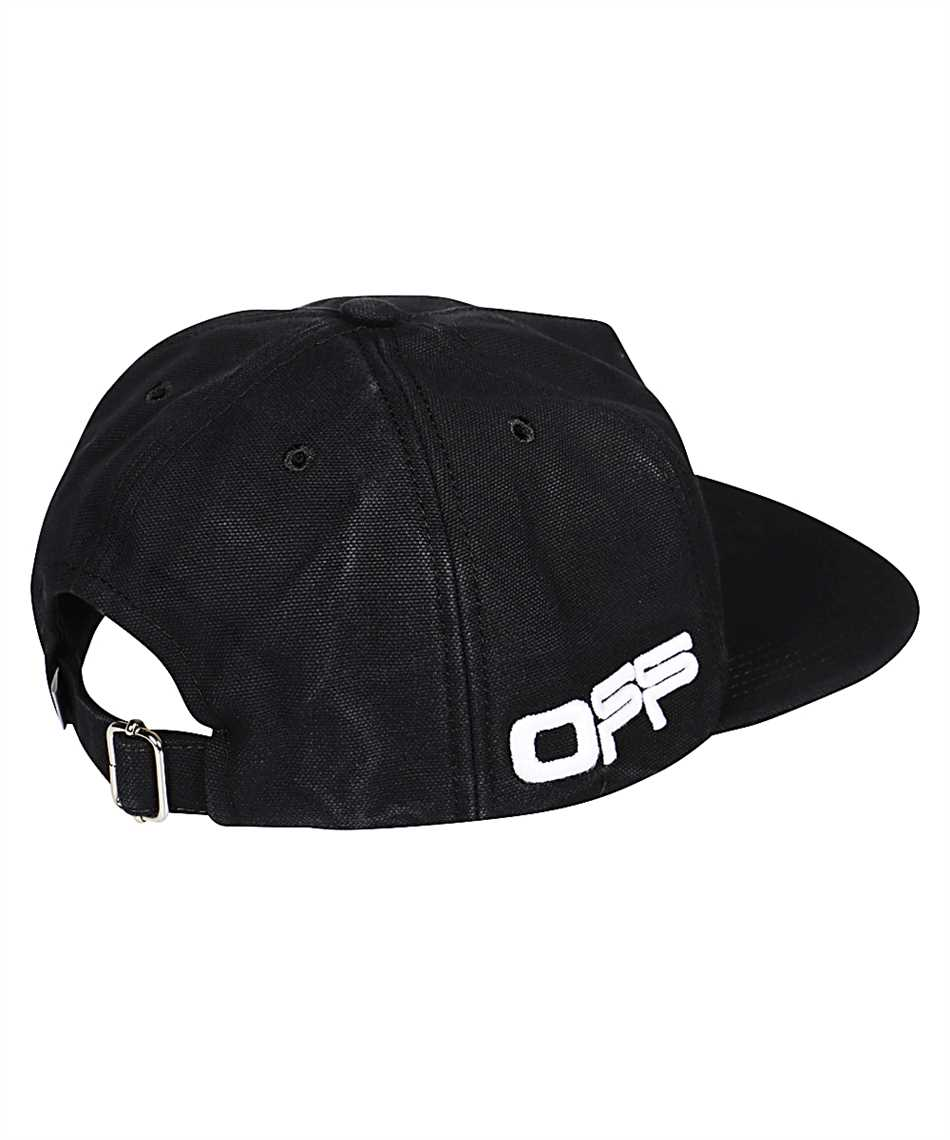Off-White OMLB022R20G81020 ARROW Cap 2