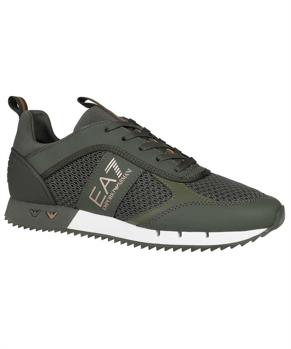 EA7 X8X027 XK050 UNISEX WOVEN Sneakers 2