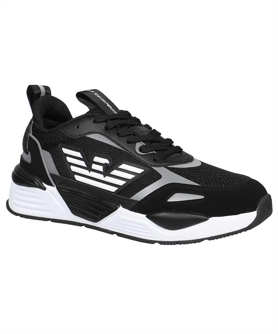 EA7 X8X070 XK165 UNISEX WOVEN Sneakers 2