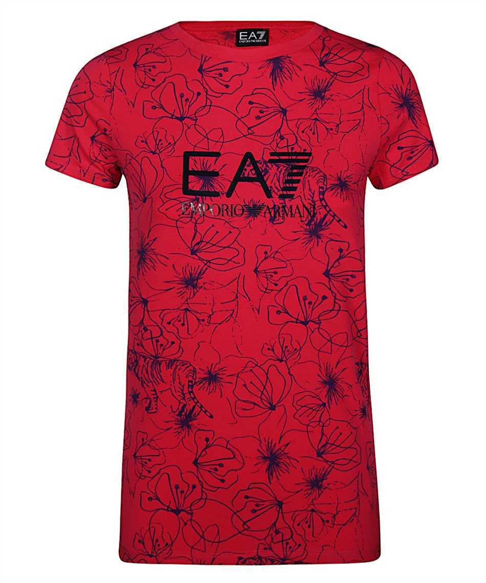 EA7 3HTT17 TJ12Z T-shirt 1