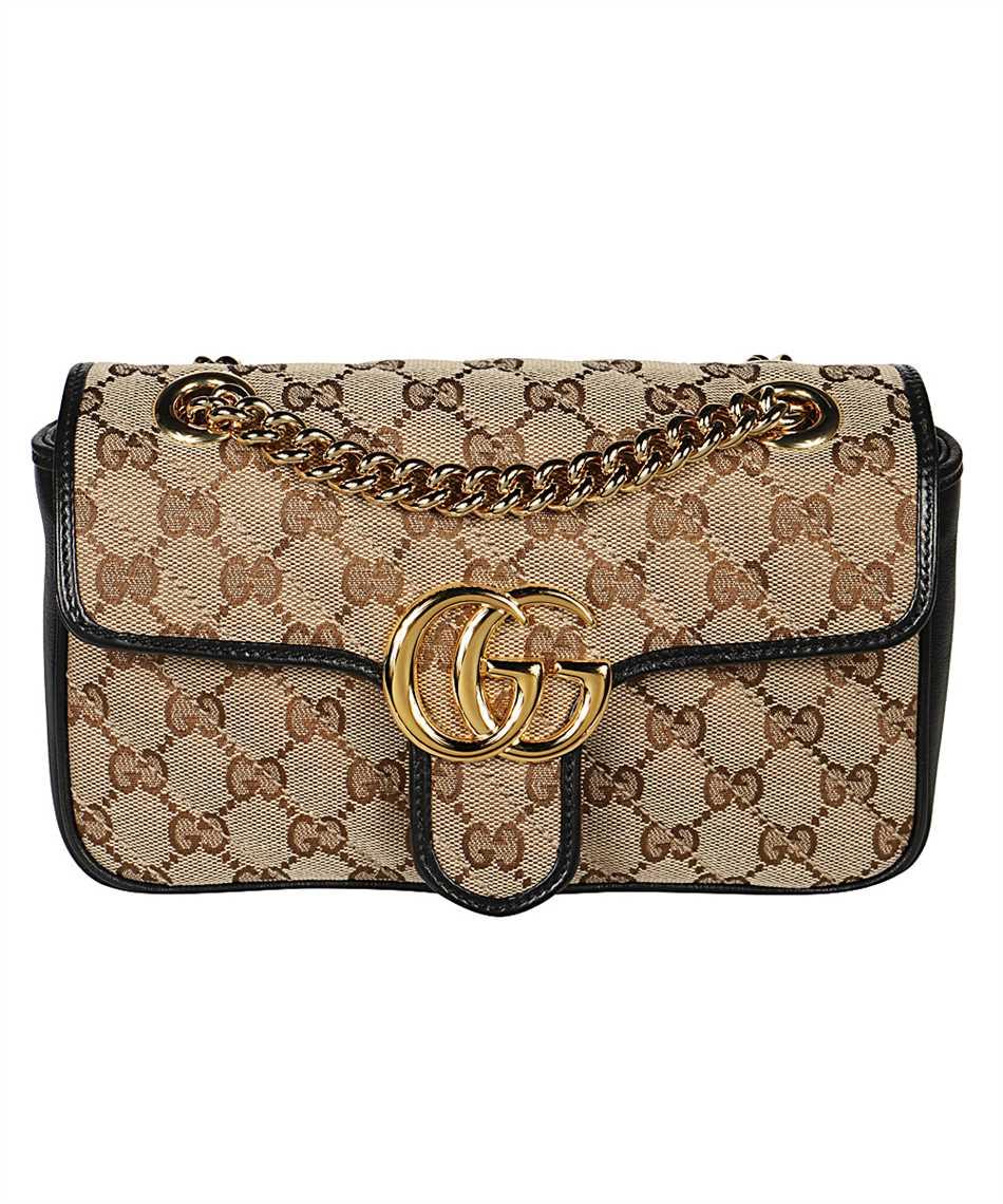 Gucci 446744 HVKEG GG MARMONT MINI Borsa 1