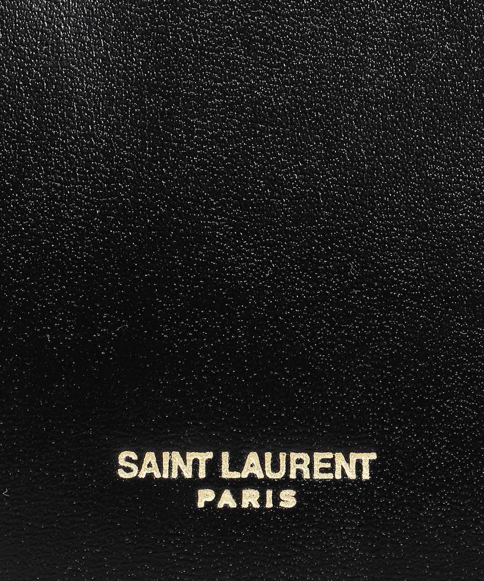 Saint Laurent 631992 03P0J FRAGMENTS Kartenetui 3