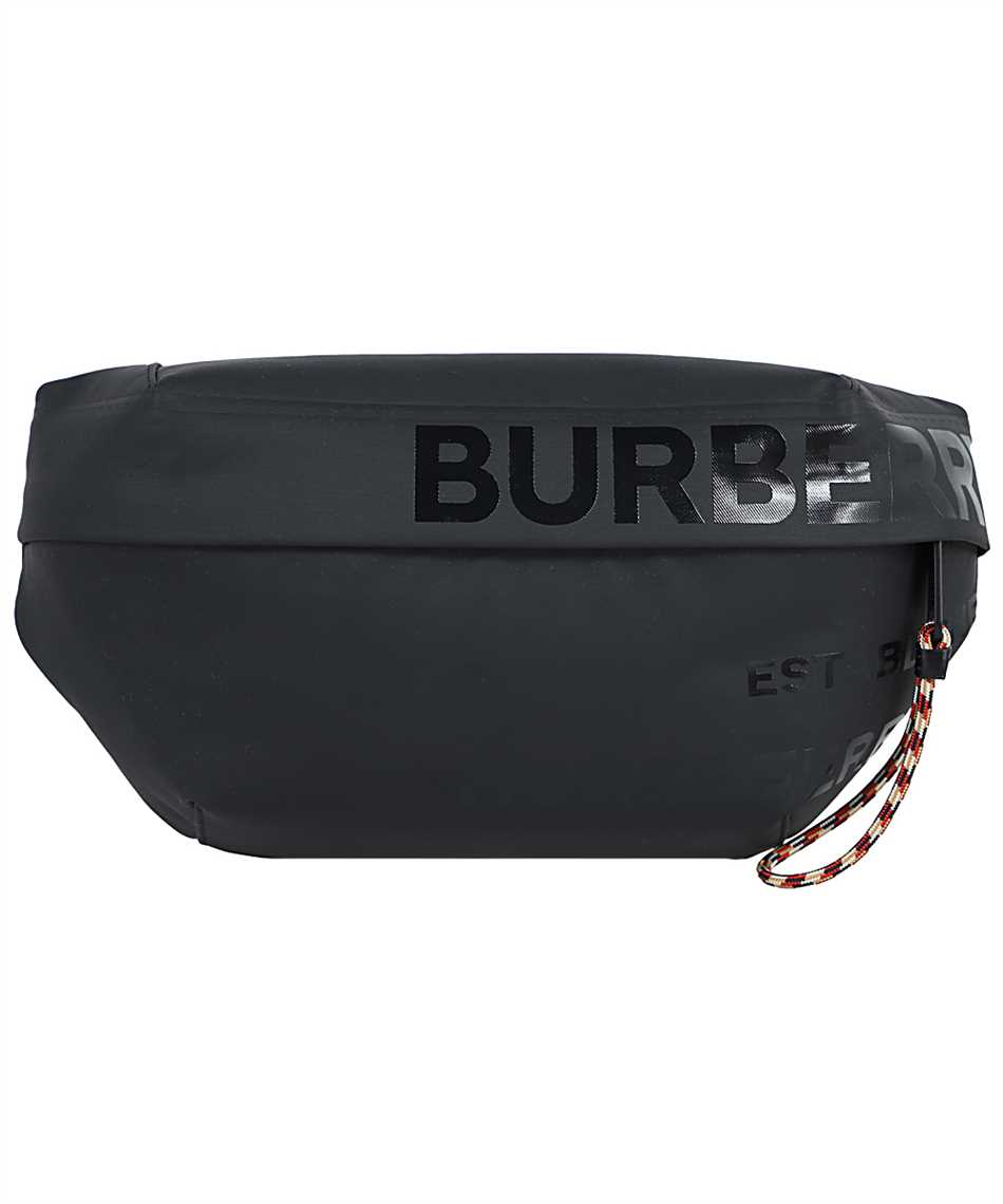 Burberry 8036555 HORSFERRY PRINT COATED CANVAS SONNY Belt bag 1