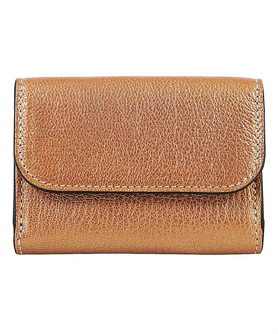 Chloé CHC20UP719C80 ALPHABET MINI TRI-FOLD Wallet 2
