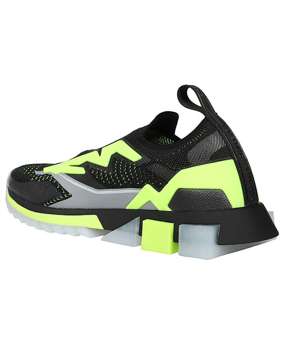 Dolce & Gabbana CS1823 AW478 STRETCH MESH SORRENTO Sneakers 3