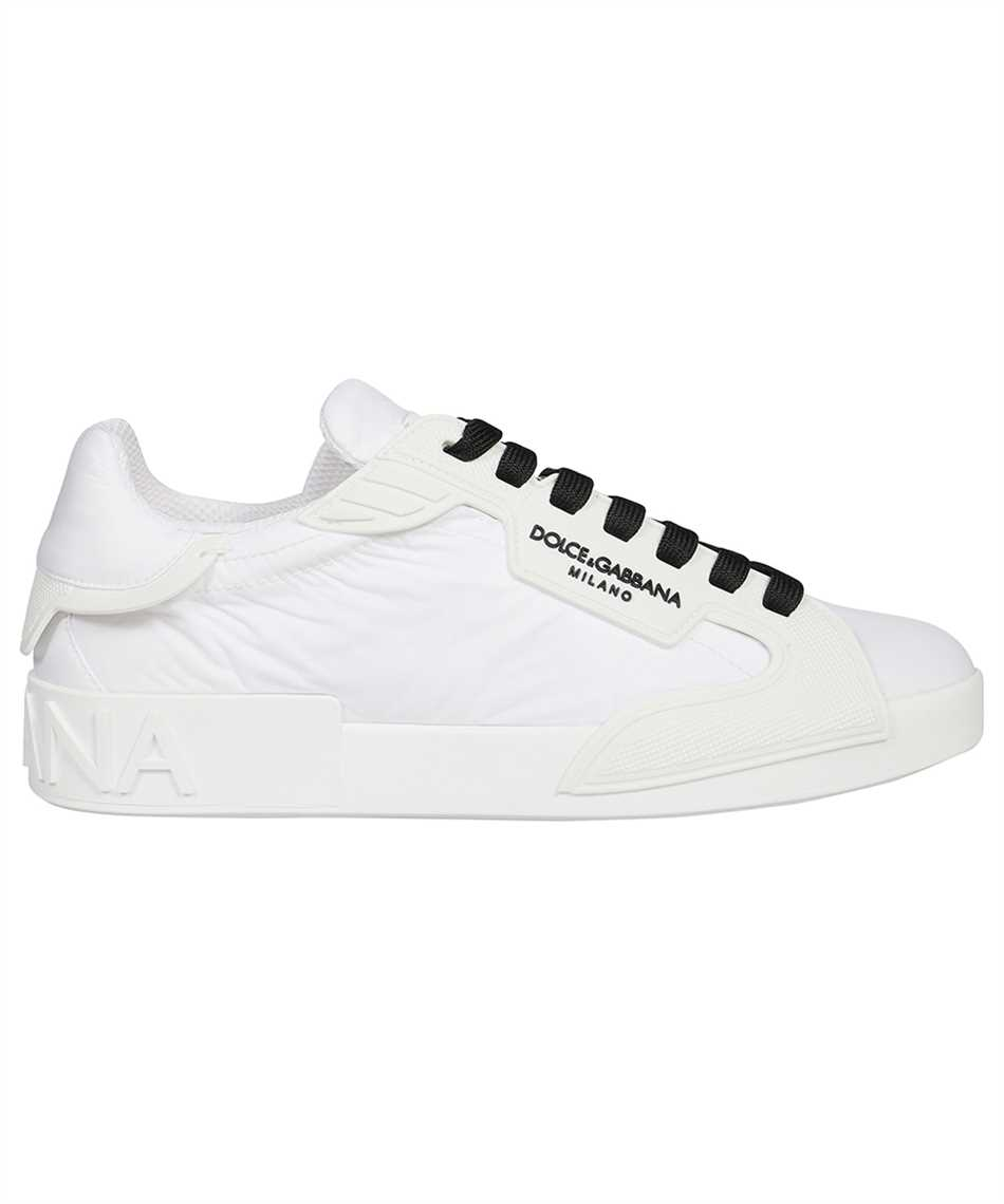 Dolce & Gabbana CS1865 AO217 NYLON AND RUBBER PORTOFINO Sneakers 1