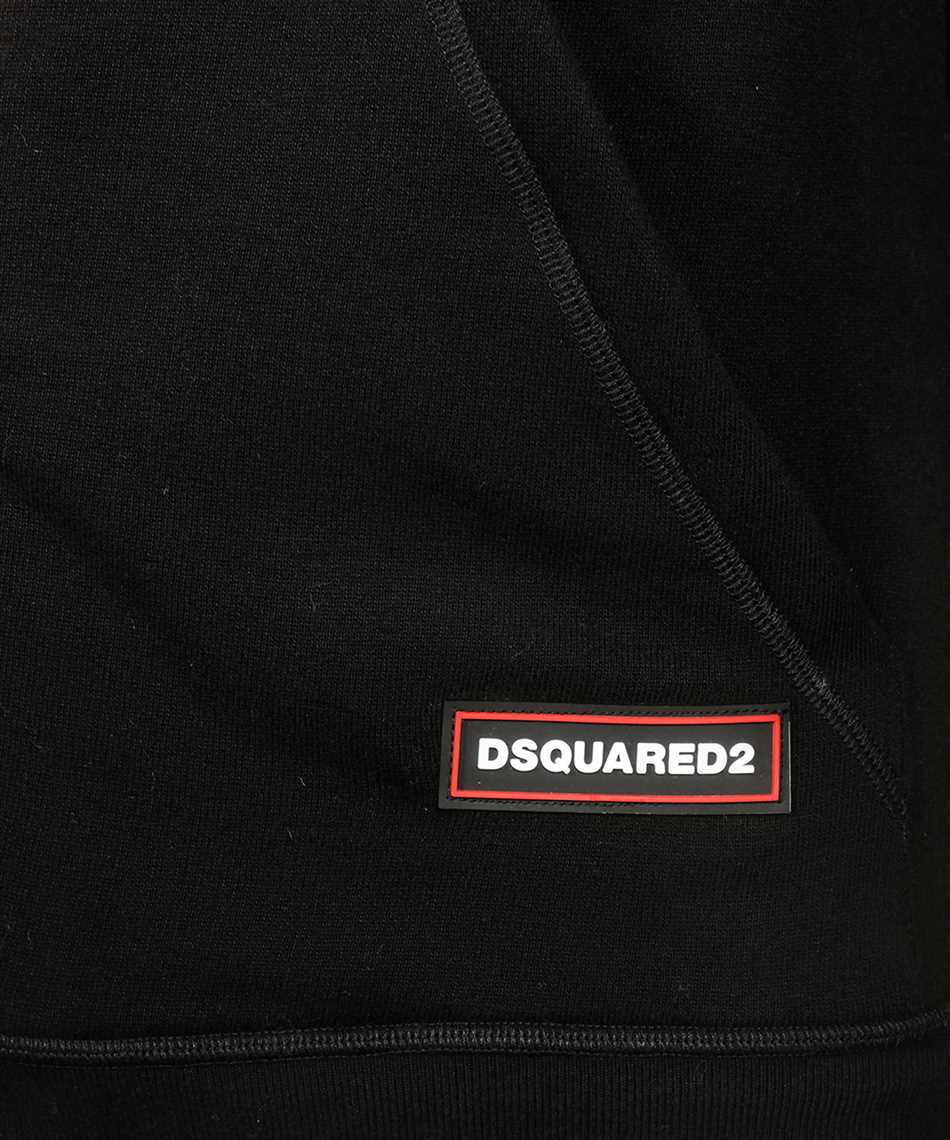 Dsquared2 D9MK02660 ISA01 Kapuzen-Sweatshirt 3