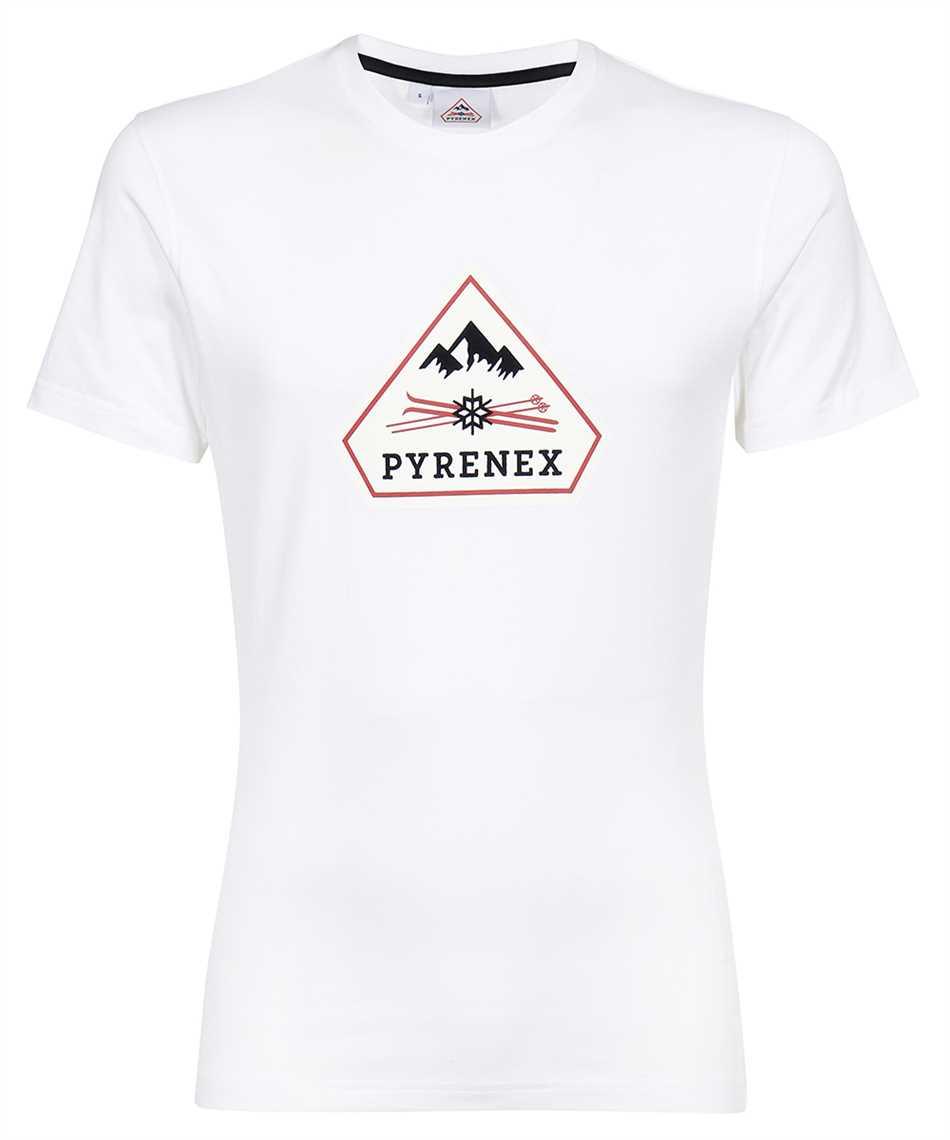 PYRENEX HMP024 KAREL T-shirt 1