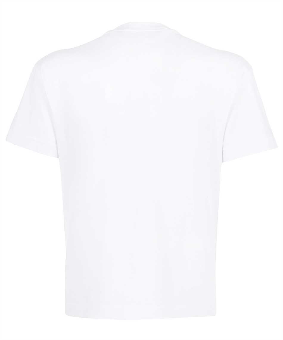 Palm Angels PMAA001F21JER006 PALM BEACH SPRAYED T-shirt 2