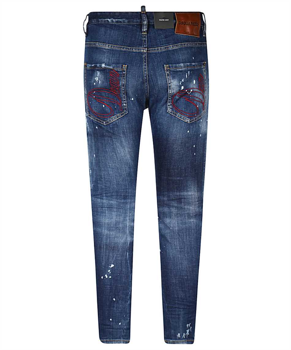 Dsquared2 S71LB0774 S30342 SKATER Jeans 2