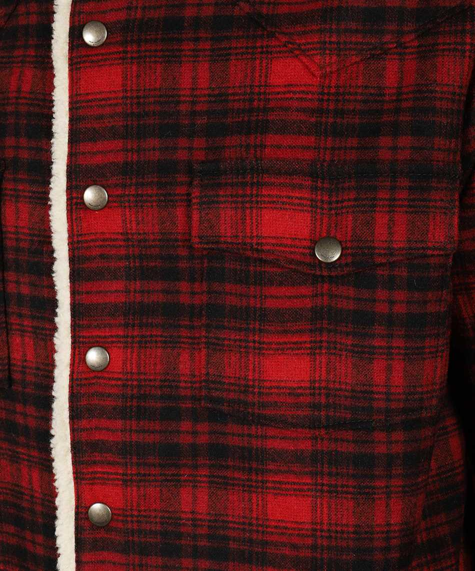 Saint Laurent 636685 Y592V WESTERN Shirt 3
