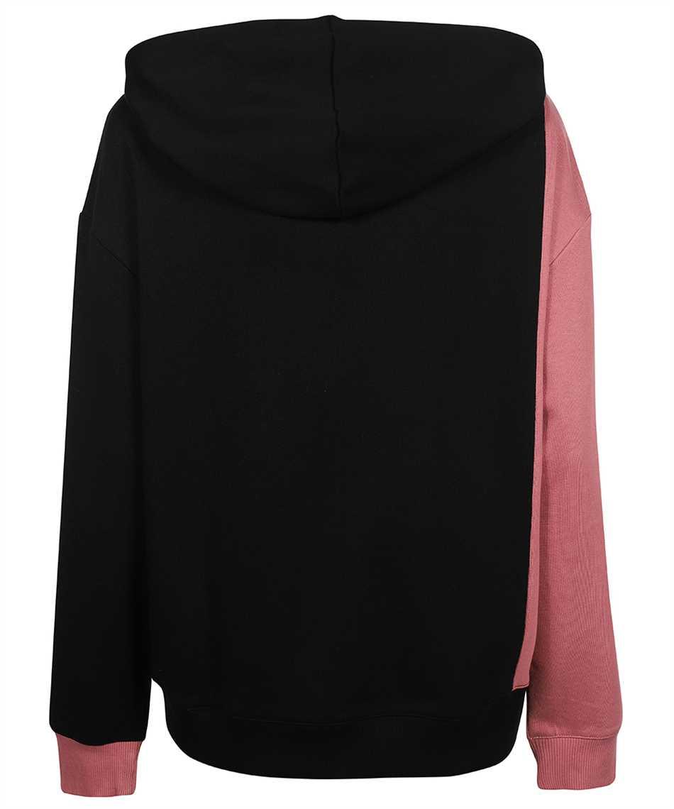 Armani Exchange 6KYM06 YJ5TZ TWO-TONE Kapuzen-Sweatshirt 2