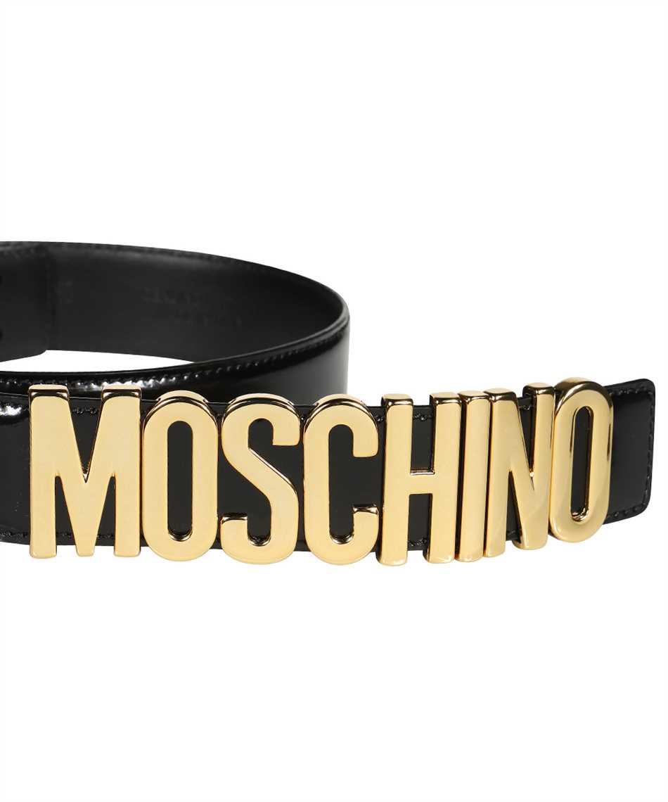 Moschino A8012 8007 LETTERING LOGO Cintura 3