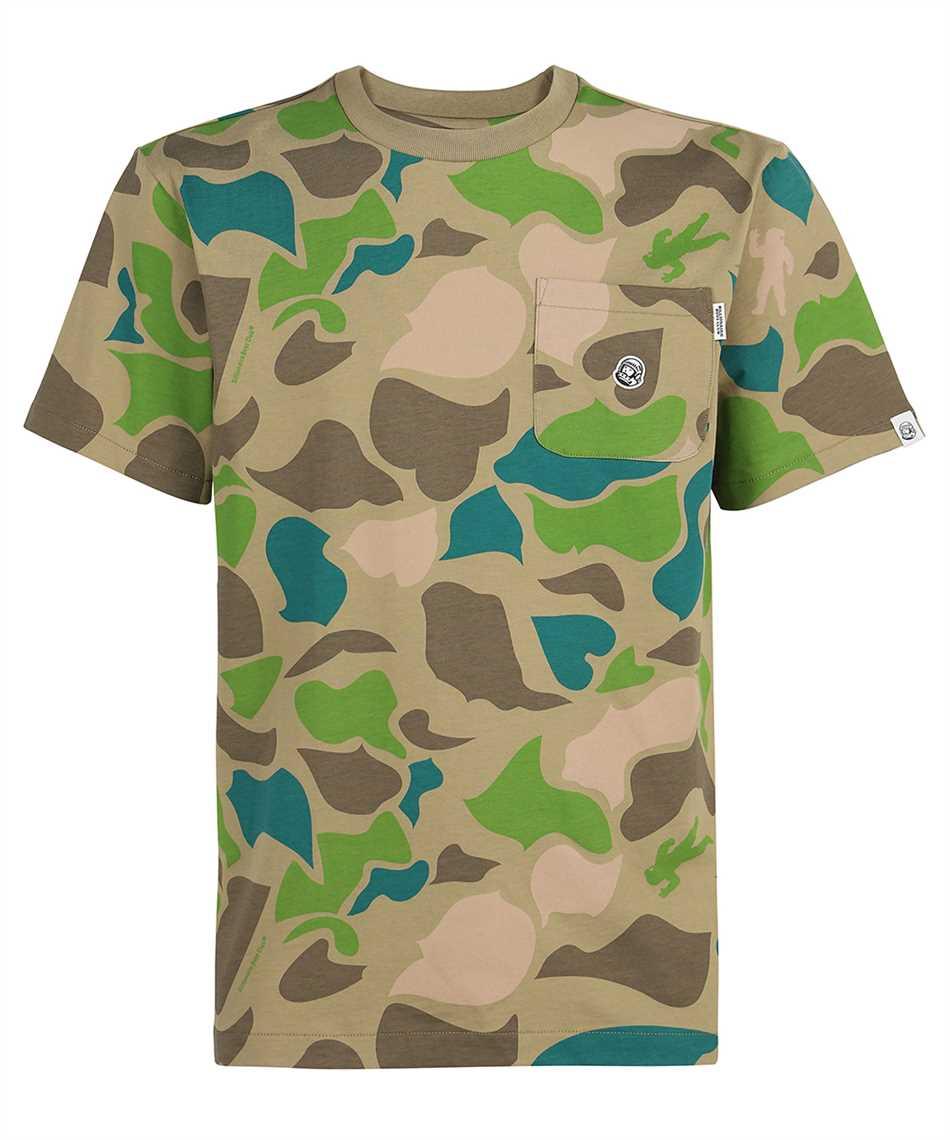 Billionaire Boys Club B21146 ALL OVER PRINT CAMO T-shirt 1
