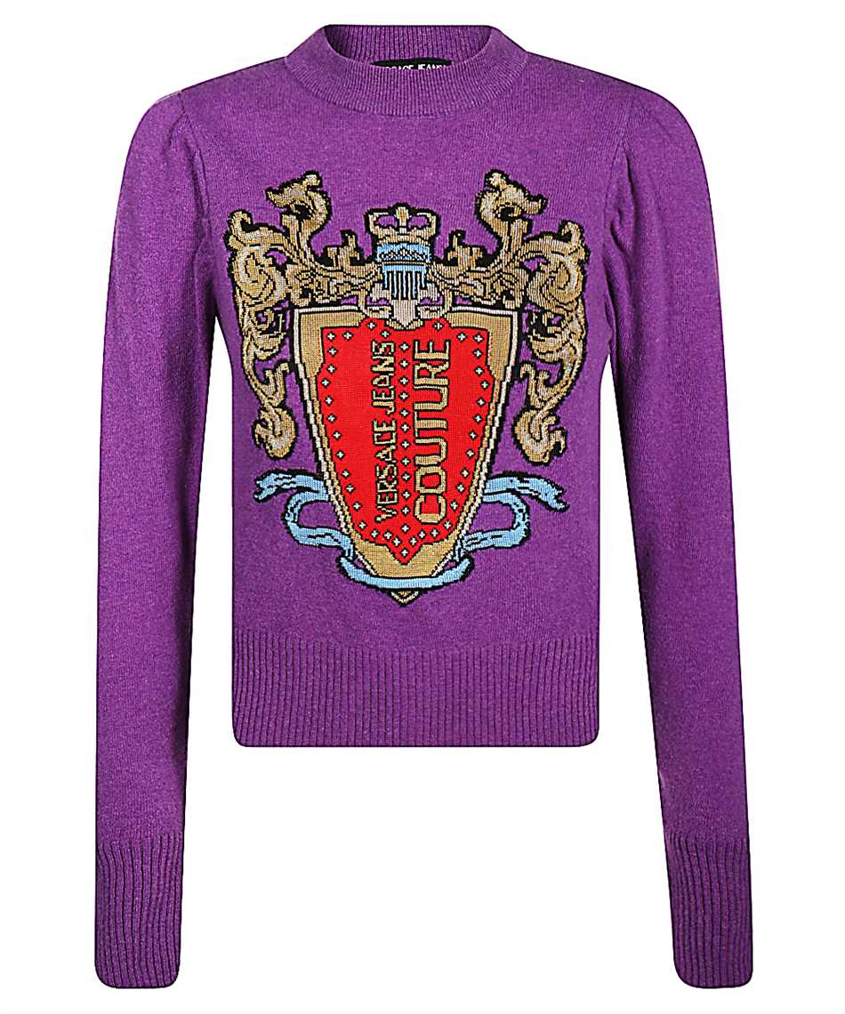 Versace Jeans Couture B4HZB802 50478 CHAIN SHIERLD Knit 1