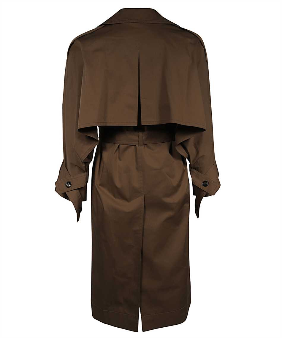 Acne FN WN OUTW000423 TRENCH Cappotto 2