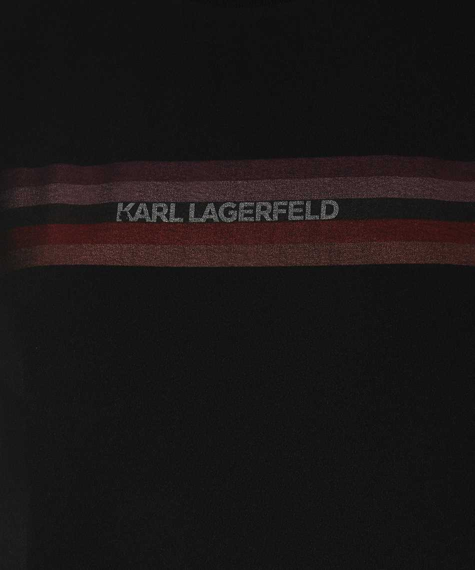 Karl Lagerfeld 215W1350 DOUBLE LAYER JERSEY Abito 3