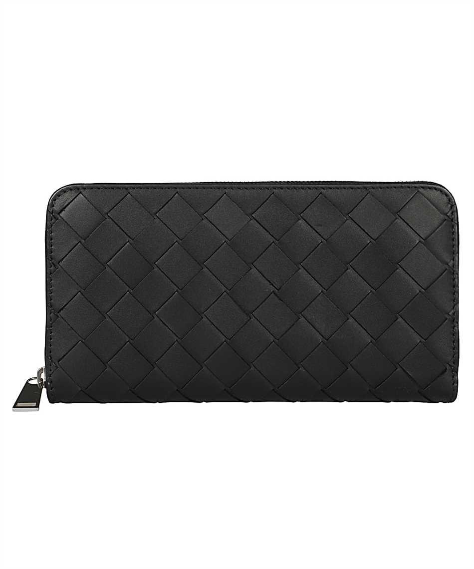 Bottega Veneta 593217 VCPQ4 ZIP-AROUND Wallet 1