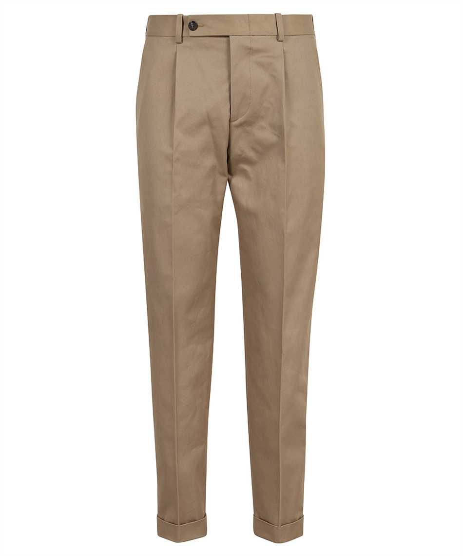 Alexander McQueen 653534 QRS29 PEG CHINO Trousers 1