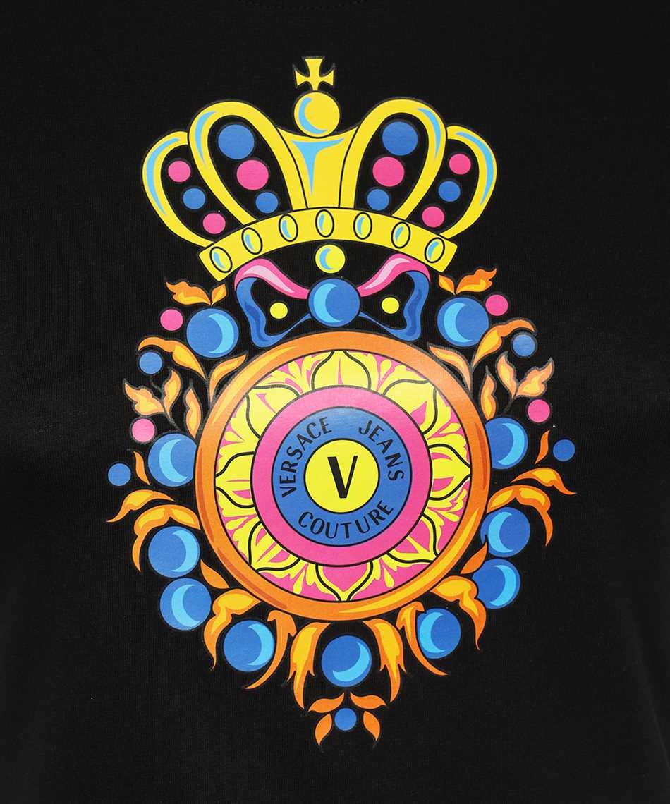 Versace Jeans Couture 71HAHT20 CJ00T SMALL TRANSFER T-Shirt 3