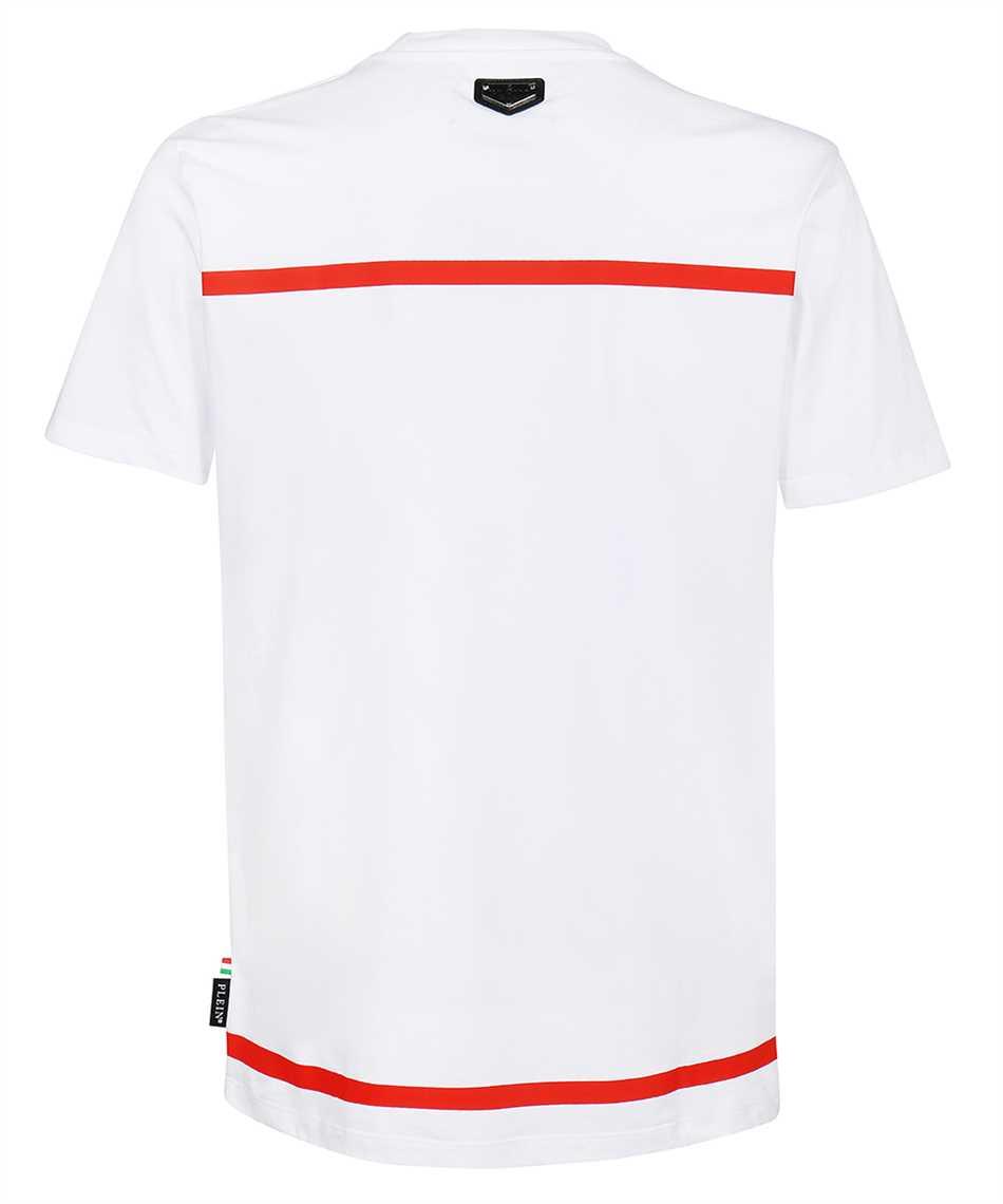 Philipp Plein AAAC UTK 0048 PJY002N PRINT LUCKY ONE T-shirt 2
