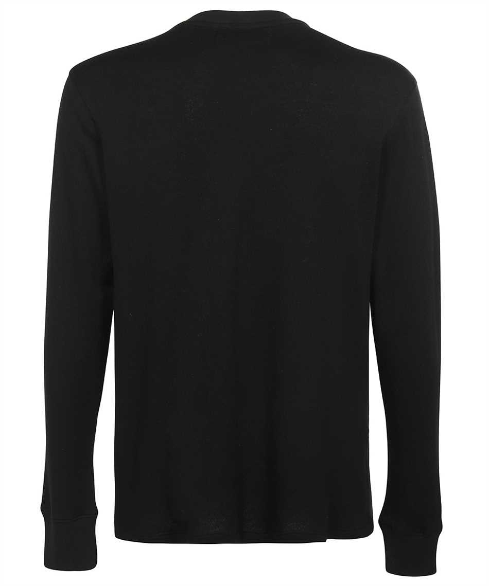 Nahmias CB SHIRT BLACK CASHMERE BLEND T-shirt 2