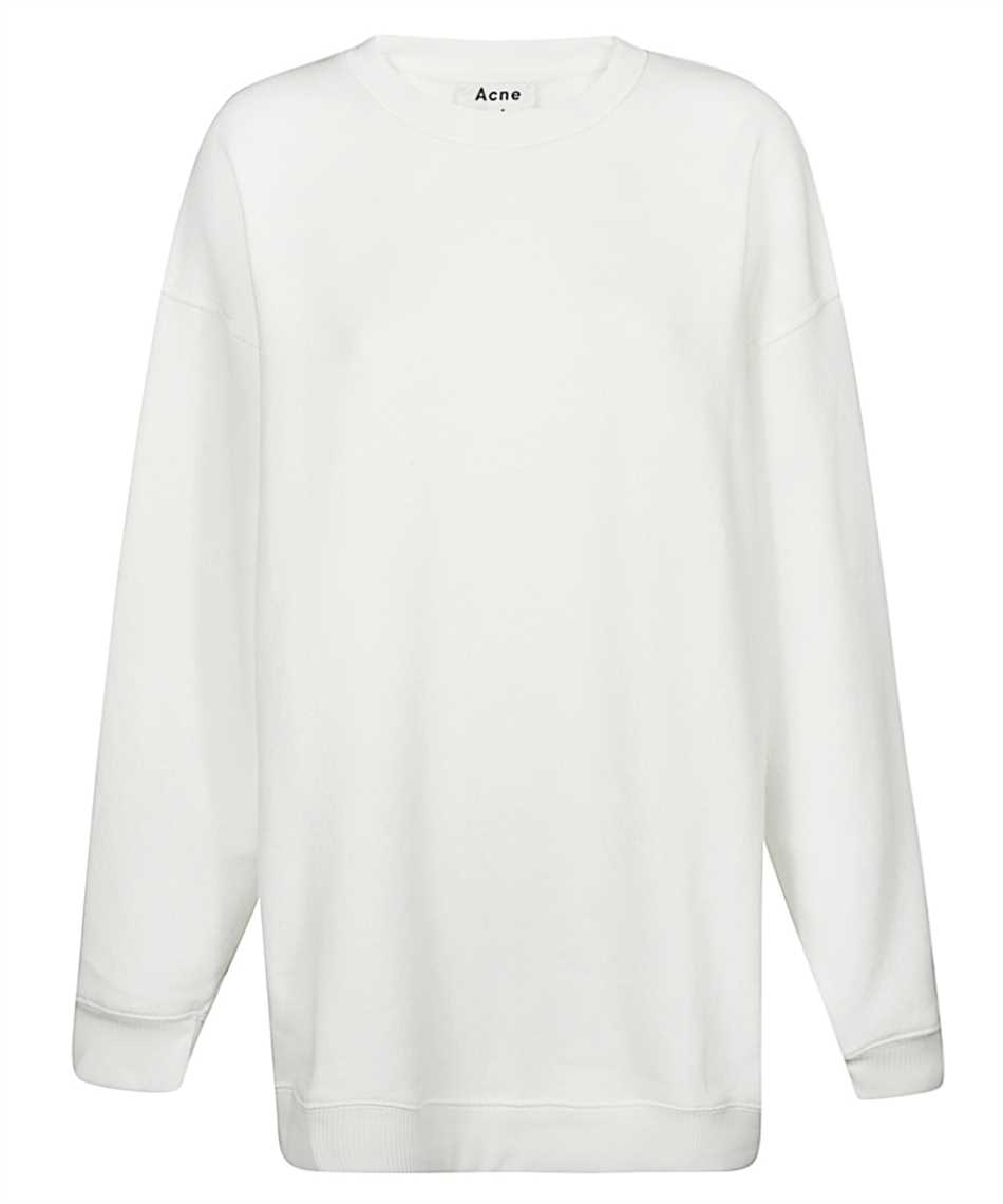 Acne FN-WN-SWEA000082 LOGO LABEL Sweatshirt 1