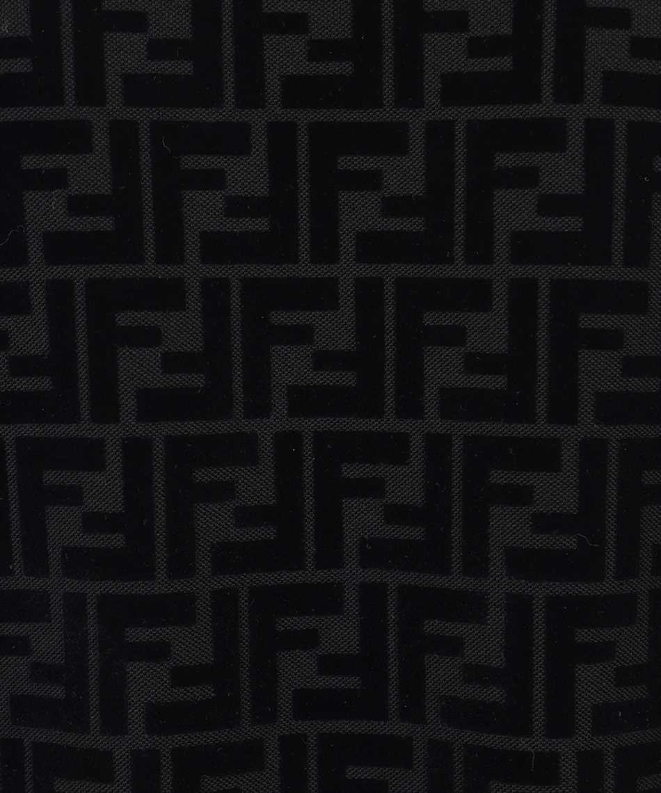 Fendi FY1077 AFRJ FF PIQUET PRINT Sweatshirt 3
