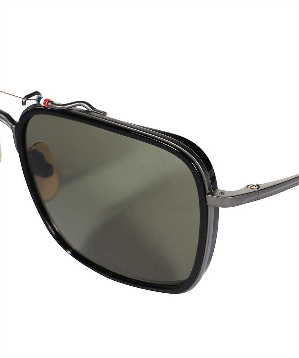 Thom Browne TBS816 53 01 AVIATOR Occhiali da sole 3