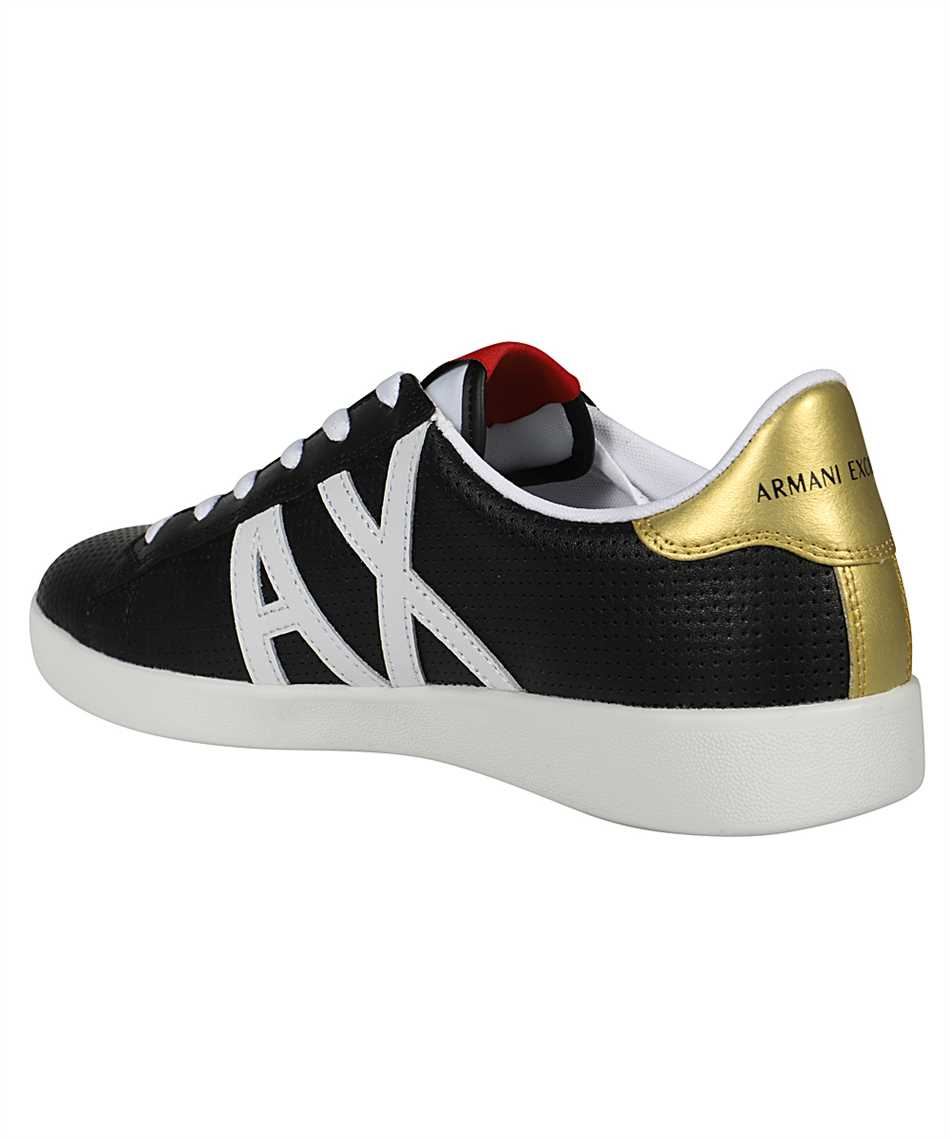 Armani Exchange XUX016 XCC60 LEATHER Sneakers 3