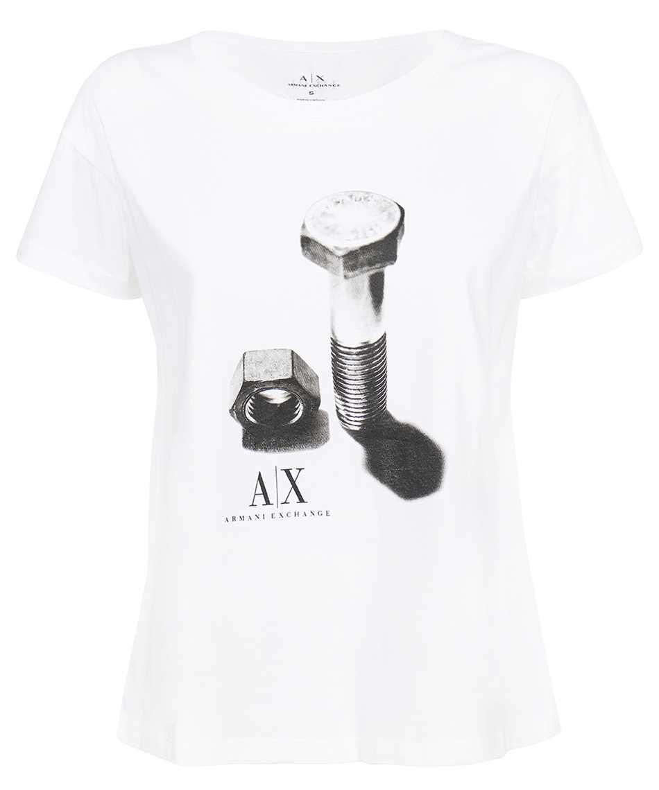 Armani Exchange 6KYTEA YJ6QZ GRAPHIC T-Shirt 1
