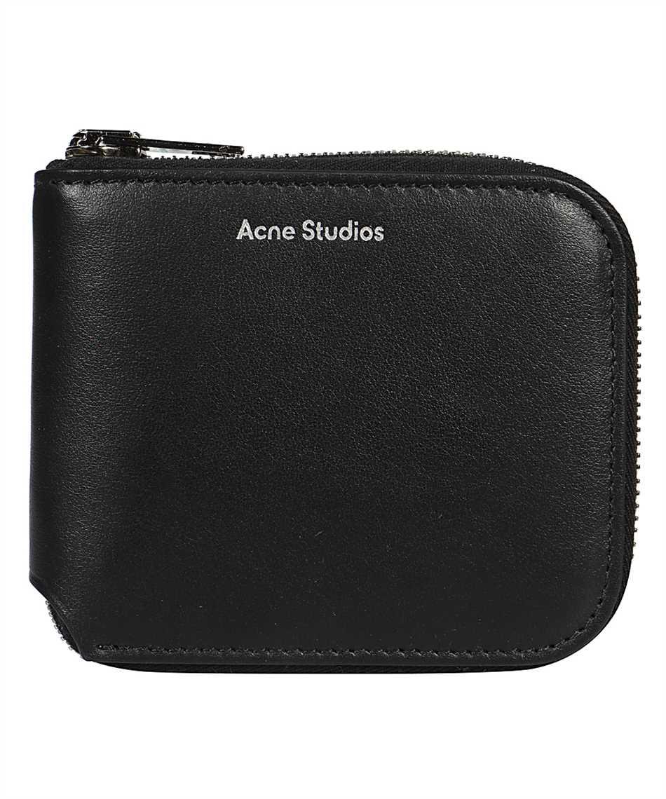 Acne FN UX SLGS000114 COMPACT ZIP Wallet 1