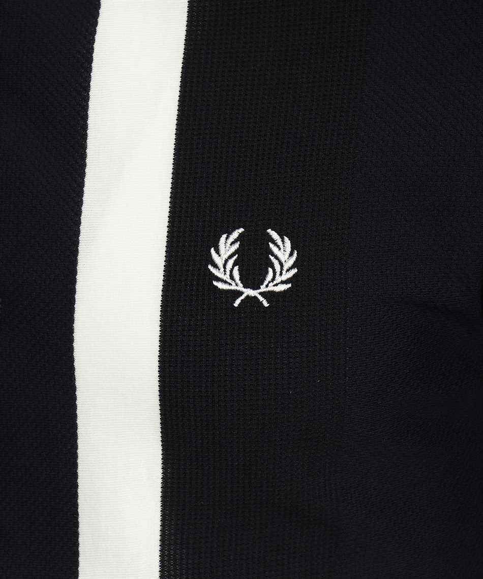 Fred Perry M1620 STRIPED PIQUÉ Polo 3